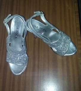 Zapato de mujer talle 37