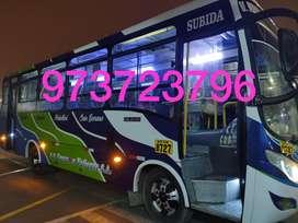 OCACION!!! Vendo bus Hyundai 2014 en excelente estado !!!