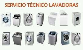 Lavarropas Y Secarropas servicio tecnico