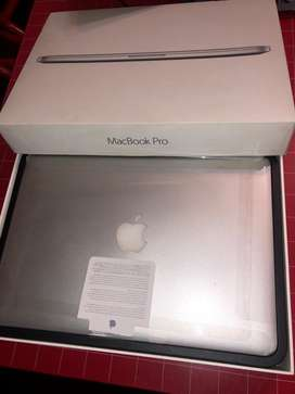 Macbook Pro retina i5 8Gb