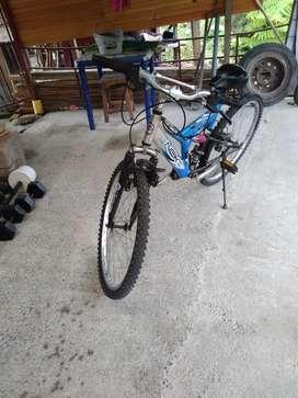 Bicicleta negociable
