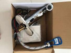 Grifo automatico con sensor para lavamanos
