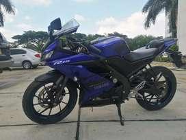 Vendo Yamaha R15 modelo 2020