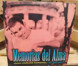 Long Play Lps Discos Acetatos Pasta Vinilos Vinyl Juan Carlos Coronel