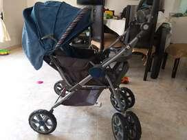 Coche de e bebé priory