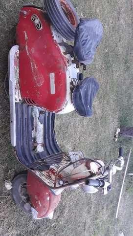 Siambretta 150 cc y 125 cc