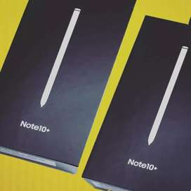 Samsung Galaxy note 10 plus promo