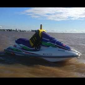 Vendo Moto de Agua Kawasaki 750 Ss