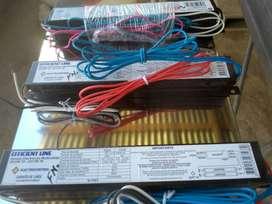 Venta de 3 balastras para lámpara de tubo neon precio $$ 60.000