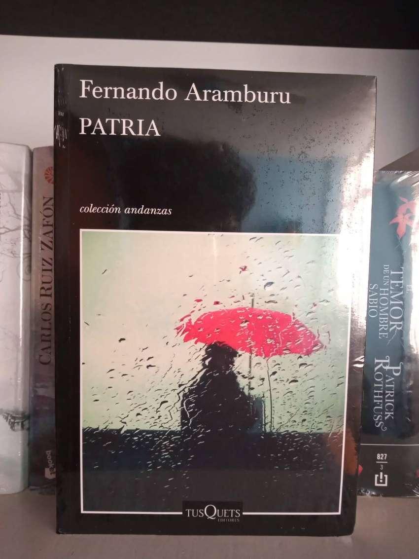 Patria Fernando Aramburu Libro