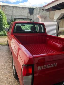 Pick up Nissan Frontier king Cab, 98