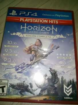 Se vende Horizon zero down