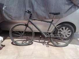 Bicicleta mountain bike r26 con cuadro de aluminio  leer descripción