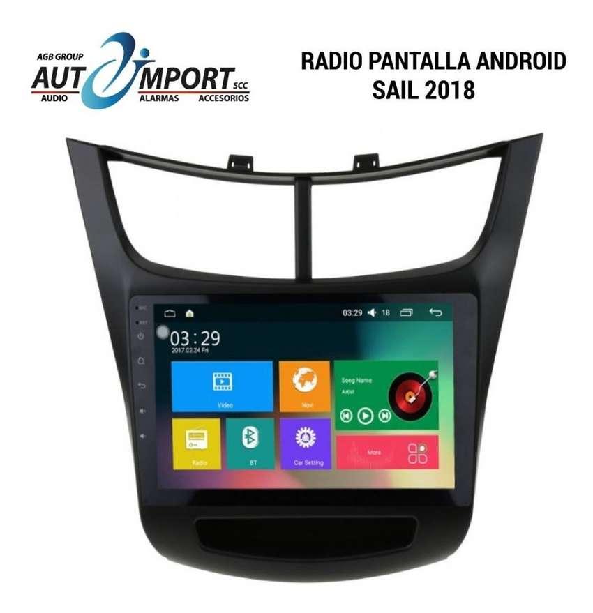 Radio Pantalla Android Sail 2018 0