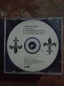 CD ORIGINAL DE: DEPECHE MODE - IT´S NO GOOD