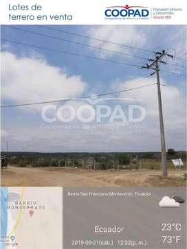 Lotes de terreno en venta - COOPAD