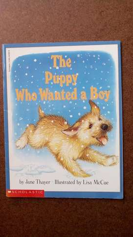 Cuento En Ingles The Puppy Who Wanted A Boy Scholastic