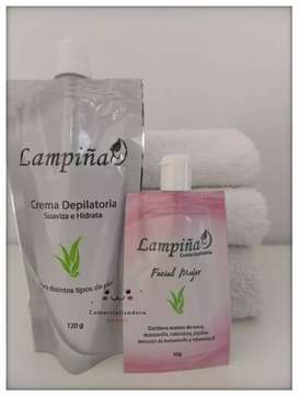 Promoción Crema Depilatoria Lampiña