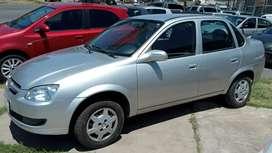 Chevrolet Classic ls + abs doble air bag  impecable solo 29400 km anticipo $ 480000 y cuotas en $ fijas