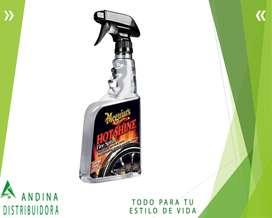 Auto Spray Para Neumático Para Acabo De Brillo Meguiars