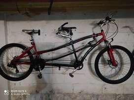 Bicicleta Doble grupo Shimano 45% Descuento.