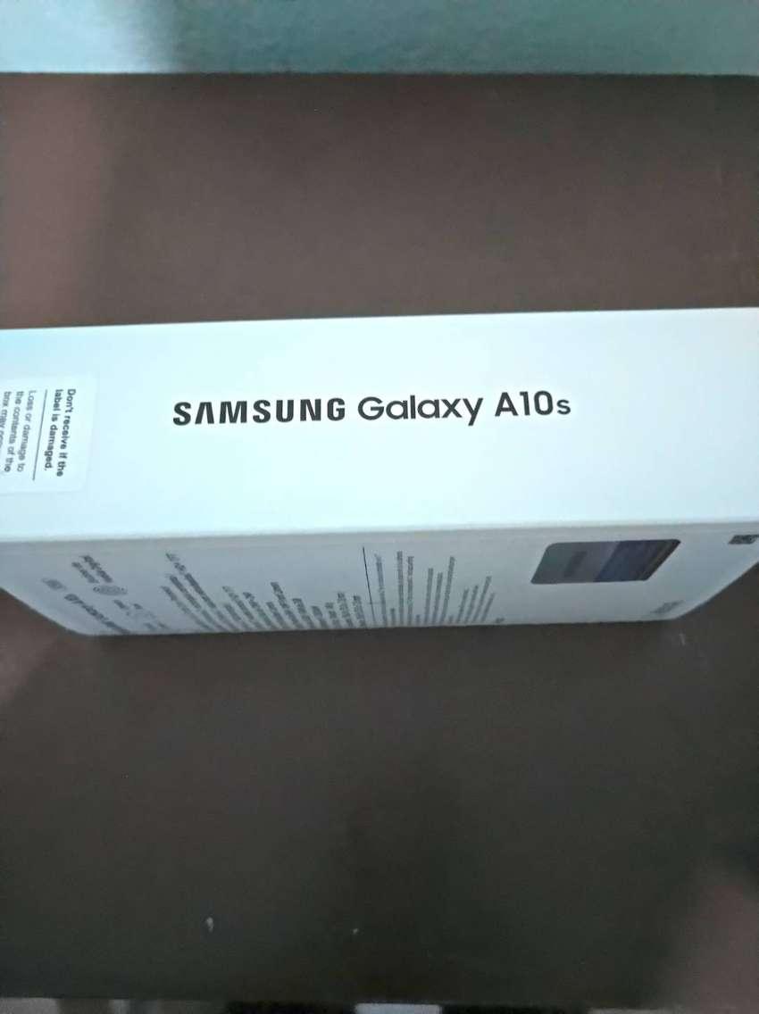 Hermoso Samsung Galaxy A10s nuevo sin extrenar .aprovecha ! 0