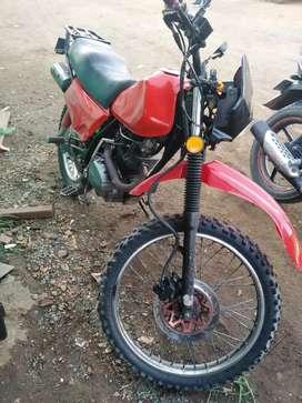 AKT 150 modelo 2011
