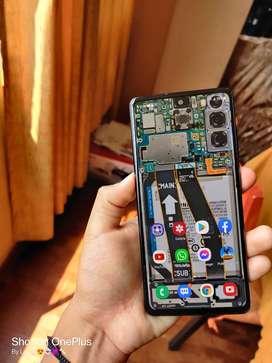 Samsung S20 FE Snapdragon 865 5G Cambio o Vendo Estado 9.7 de 10