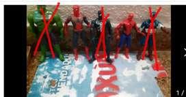 Muñecos Dc Marvel  nuevos .Sueltos