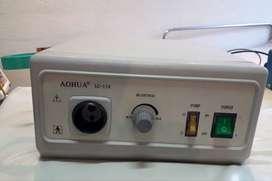 Fibro Endoscopio AOHUA + Fuente