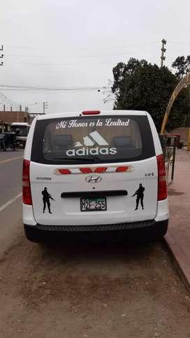 Venta minivan H1
