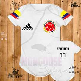 Body / Mameluco Seleccion Colombia