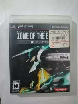 Zone of the Enders (PS3)