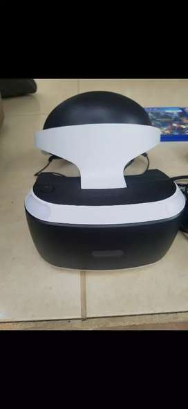 Gafas de realidad virtual para play 4