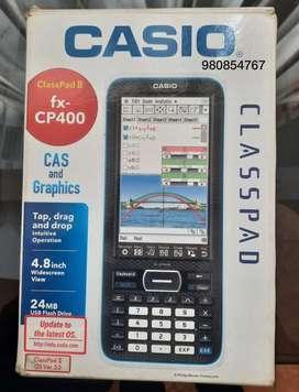 Calculadora Gráfica Casio ClassPad II fx - CP 400