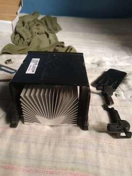 Disipador de calor Dell