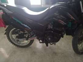 Moto ttr200 Akt