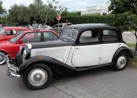 Vendo Mercedes 170v de colección