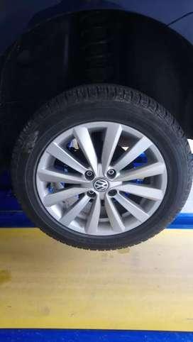Vendo rines originales Volkswagen voyage