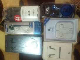 Audífonos. Con headset. Marca Sansung Sony Nuevos