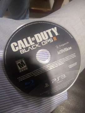 SE VENDE O SE CAMBIO CALL OF DUTY BLACK OPS 2 PS3