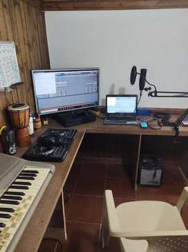 Clases de mezcla Dj y producción musical (Ableton live)