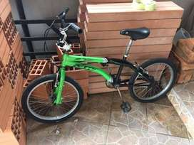 se vende bicicleta gw lancer