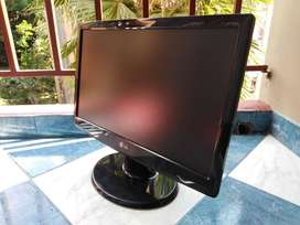 Monitor LCD LG Flatron de 19 pulgadas