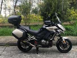 Kawasaki versys 1000 modelo 2016