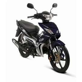 Moto caballito Motor 1 $850