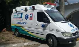 Vendo Ambulancia marca Mercedes Benz modelo 2009