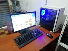 Pc gamer gtx 1070 evga computador