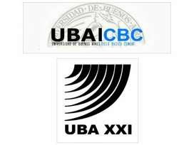 UBAXXI CBC profesores UBA todas las materias