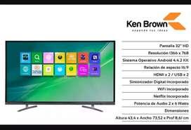 Vendo smart tv 32